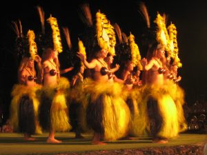 """More hula dancing."" by tweber1 is licensed under CC BY"