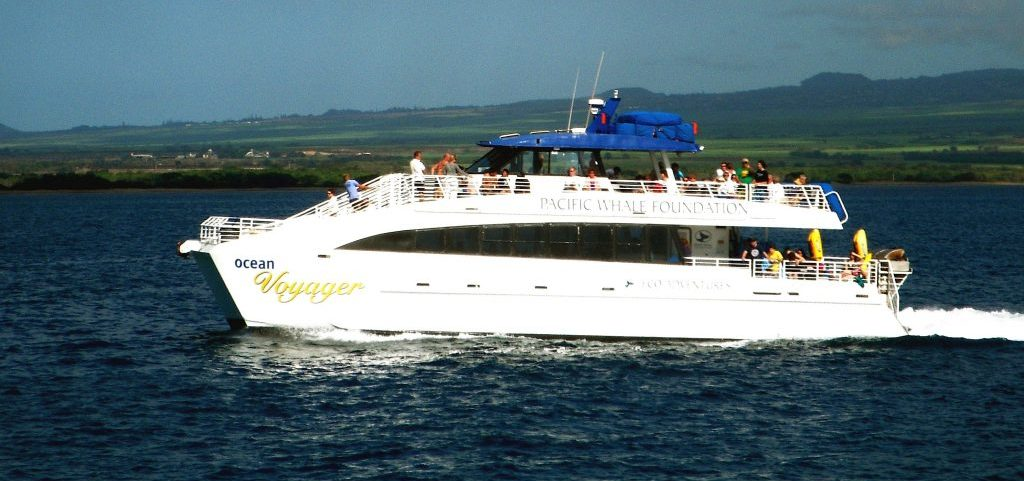 Boat Tours Between Hawaiian Islands