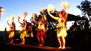 """Hawaiian Luau, Signorello Estate Winery, Napa Valley, California, USA"" by jimg944 is licensed under CC BY"