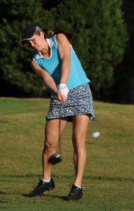 """""""Maj. Sunny Mitchell at 2010 All-Army Golf Team Trials"""" by familymwr is licensed under CC BY"""